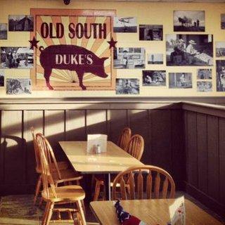 Duke's interior