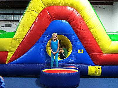 Inflatables for parties & camps!