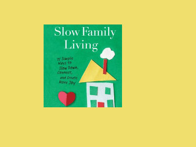 Slow Family Living Cover