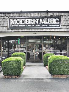 Studio Located at Modern Music
