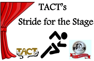 TACT Stride for Stage Logo