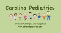 Carolina Pediatrics Logo