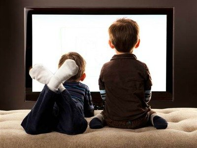 kids and tv