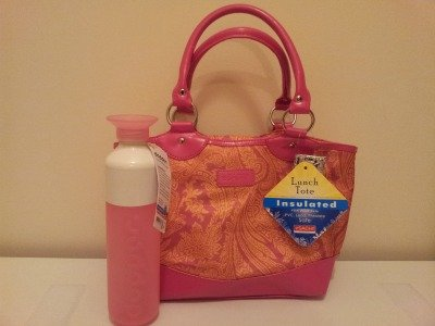 lunch tote giveaway