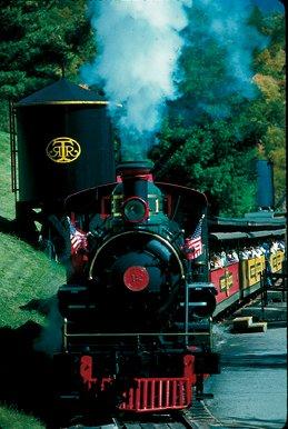 Tweetsie Train