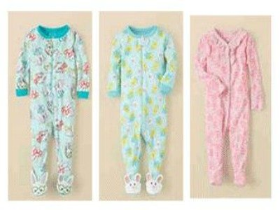 recalled pjs