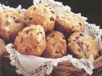 canberry muffins