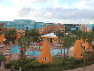 Pool Area, Art of Animation Resort