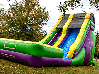 20ft Wet Dry Slide