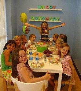 Ribbet Birthday Parties