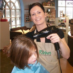 Ribbet Children's Haircuts