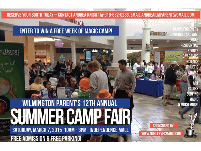 Summer Camp Fair 2015