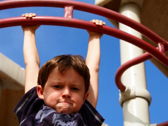 Boy - Playground