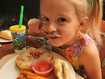 Girl Restaurant