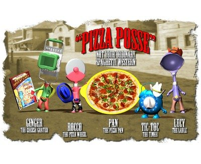 pizza posse