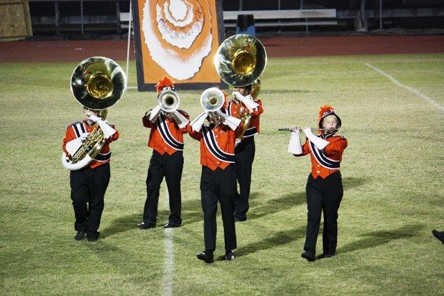 NHHS band