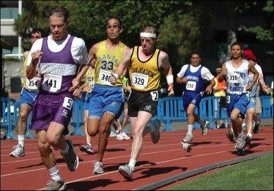 special olympics track