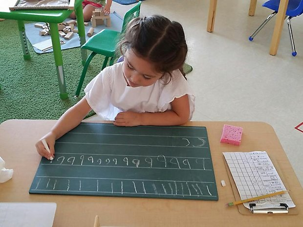 Handwriting and Letter Tracing