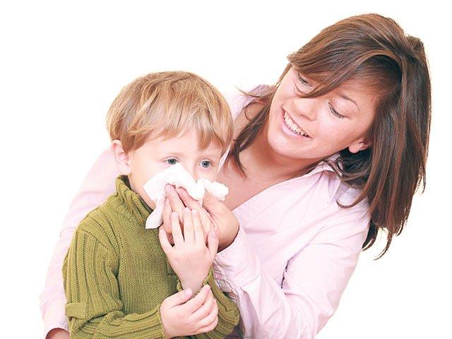 flu-mother-child