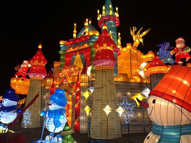 The North Carolina Chinese Lantern Festival - wilmingtonparent.com
