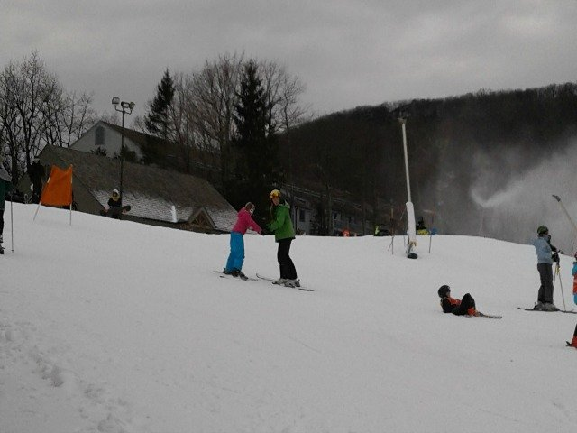 Wintergreen ski school