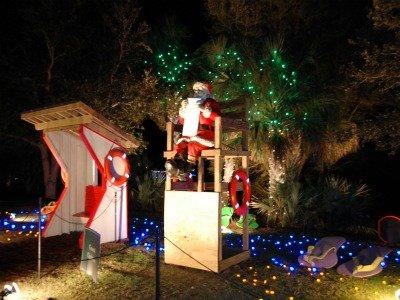 Airlie Santa