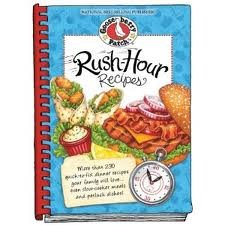 Rush Hour cookbook