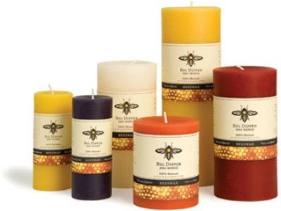Big Dipper Candles