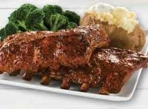 Ruby Tuesday ribs