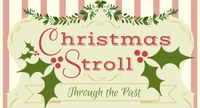 Christmas Stroll Bellamy