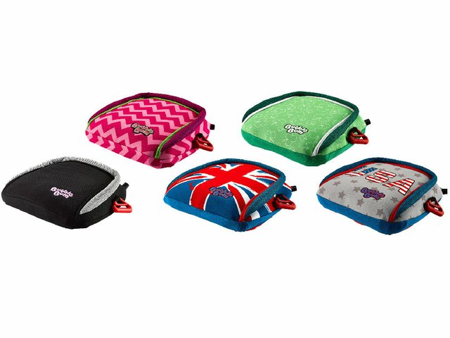 BubbleBum Car Booster Seats 2