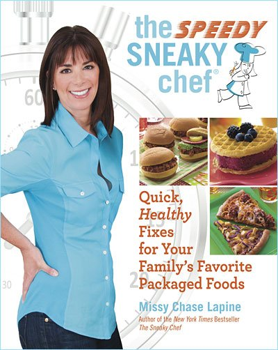 Sneaky Chef cover