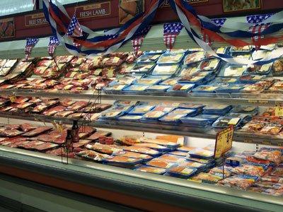 grocery meats