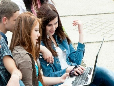 internet teens