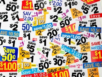 coupon collage
