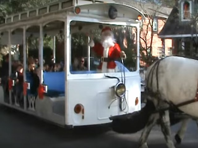 Horse Drawn Tours Holiday