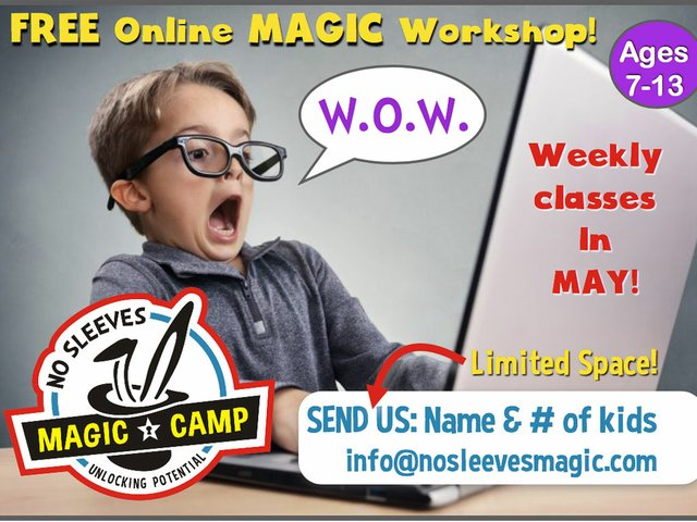 free-magic-workshop