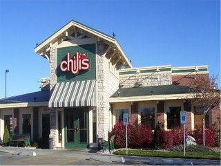 front of Chili's