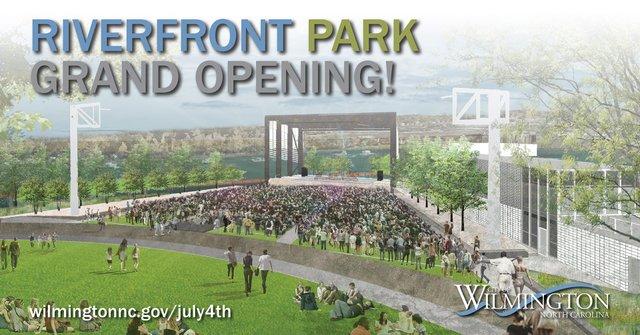 Riverfront Park Social Media and Web Images