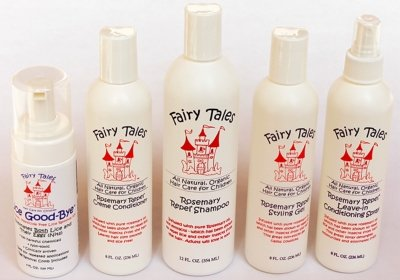 Fairy Tale hair care