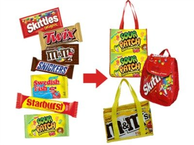 recycle candy